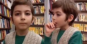 'Dahi çocuk Atakan'a sosyal medyada yorum yağıyor!