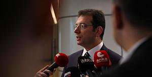 Ekrem İmamoğlu Sarıyer Belediyesi'ni ziyaret etti